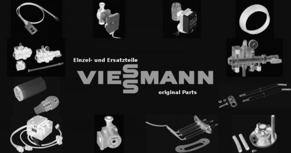 VIESSMANN 7834558 Verrohrung 4-Wege-Umschaltventil komplet