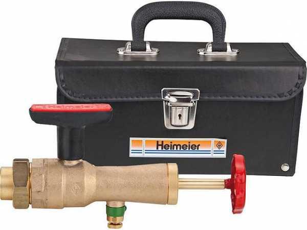 Heimeier 9721-00.000 Montagegerät im Koffer für Thermostatoberteile Ab Bj 1982