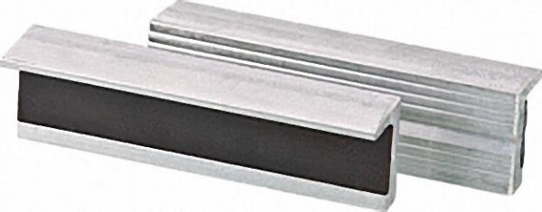 Alu-Magnet-Schraubstockbacken Backenbreite 140mm 1 Paar