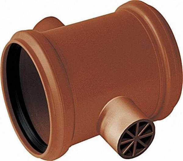 AIRFIT DoppelSchiebe-Muffe Plus DN 125, für erdverlegte Rohre