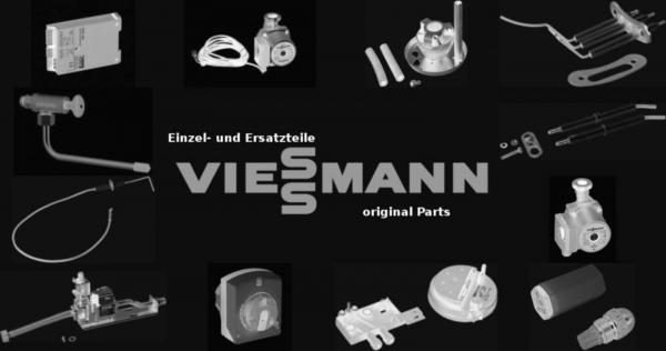 VIESSMANN 7015309 Drosselklappe f. Rauchrohr 150