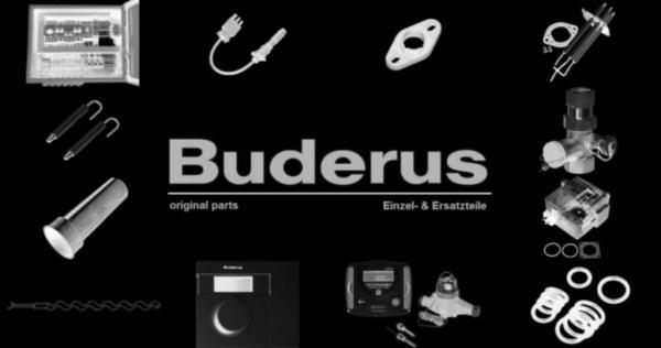 Buderus 5025016 Reparaturset G605 12Gld
