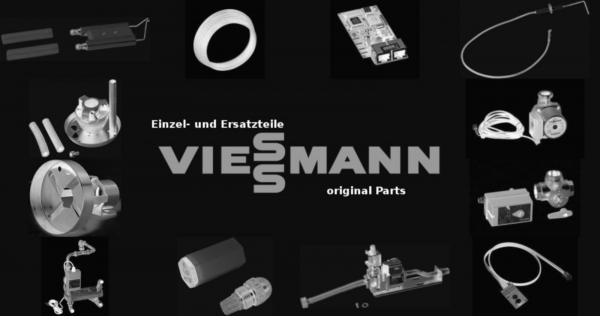 VIESSMANN 5334044 Vorderblech oben PS013/017
