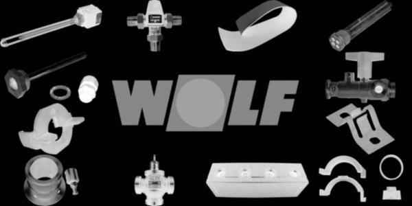 WOLF 8810251 Turbulatoren (Satz) für NK/NB/NUNU-B/NU-1/NU-1B 17-25kW
