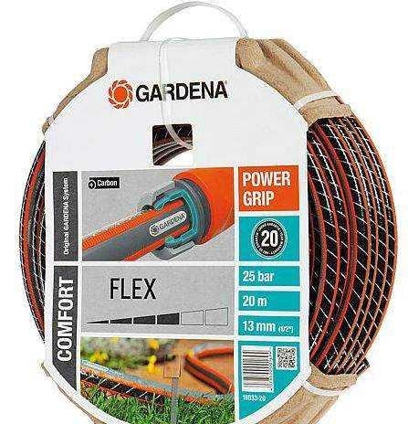 """GARDENA Comfort Flex Schlauch Gardena 13mm (1/2""""), 50m"""
