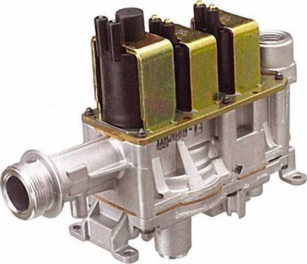 Gasarmatur für ZR/ZWR. . . -3A Junkers Nr.: 8 717 001 359