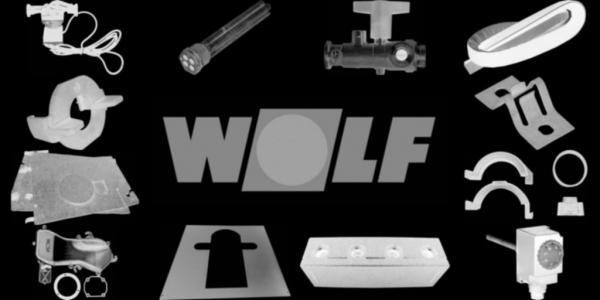WOLF 8902287 Kleinteilebeutel Ergänzung für FMS-200