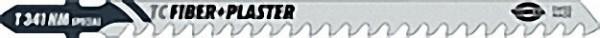 Stichsägeblatt, Holz Zahnteilung 4, 5 x 105 HM TC-Fiber+Plaster T 341 HM