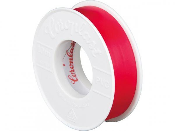 Elektroisolierband rot, Breite 15 mm, Länge10 m, 1 Stück