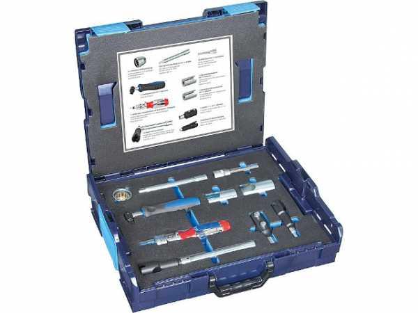 WS L-Boxx 102 Spezialwerkzeug WS Set 3, WC-u.Keramik-Montage