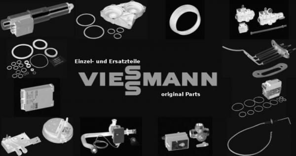 VIESSMANN 7330075 Vorderblech Mitte VSB72