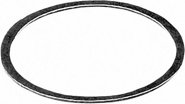 Fiber-Ringe für Überwurfmutter 3/8'' 8 x 14 x 1mm 100 Stück