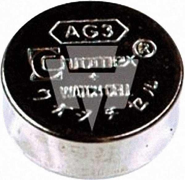 Knopfzelle 394 SR336SW 1, 55V 1 Stück