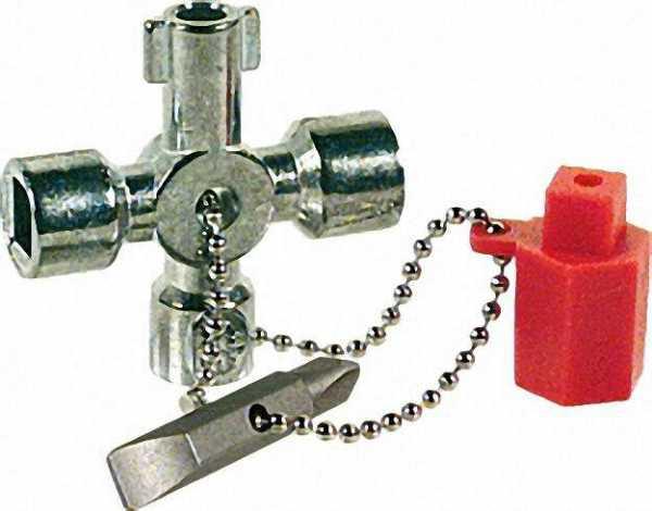 Schaltschrankschlüssel kleine Ausführung 44mm