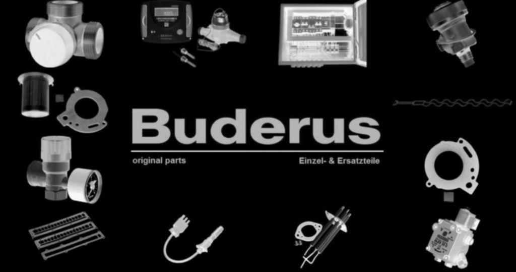 Buderus 63037168 Massekabel isoliert für Anode everp