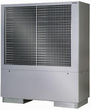 DIMPLEX 358570 LA35TUR+ Reversible Luft/Wasser-Wärmepumpe mit zwei Leistungsstuf