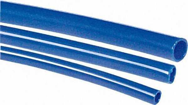 RECTUS Schläuche aus kalibriertem Polyamid 25m / Farbe blau Schlauchabmessung 10 x 8mm