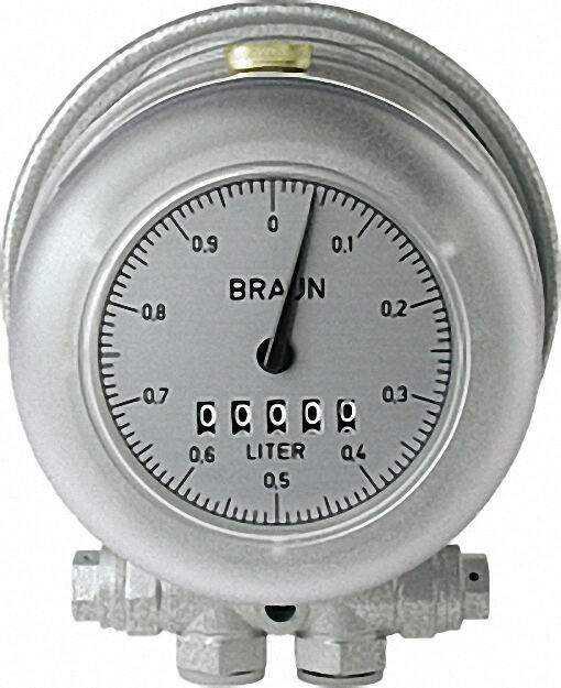 Ölzähler HZ 3 0, 18-12 l/h werksgeprüft