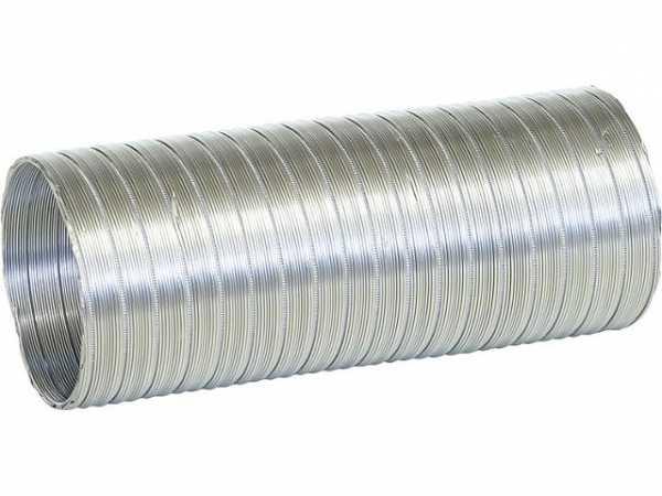 Helios 60504 Alu-Flexrohr AFR 100/2500, 550-2500 mm
