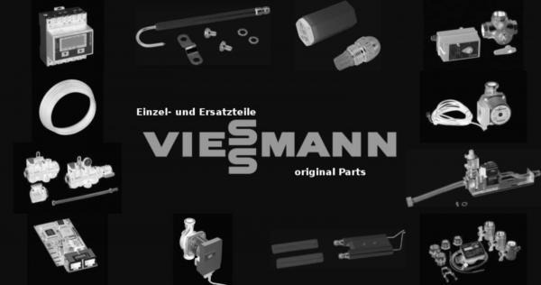 VIESSMANN 7820171 Bedienteil Vitotronic WS Gr.1