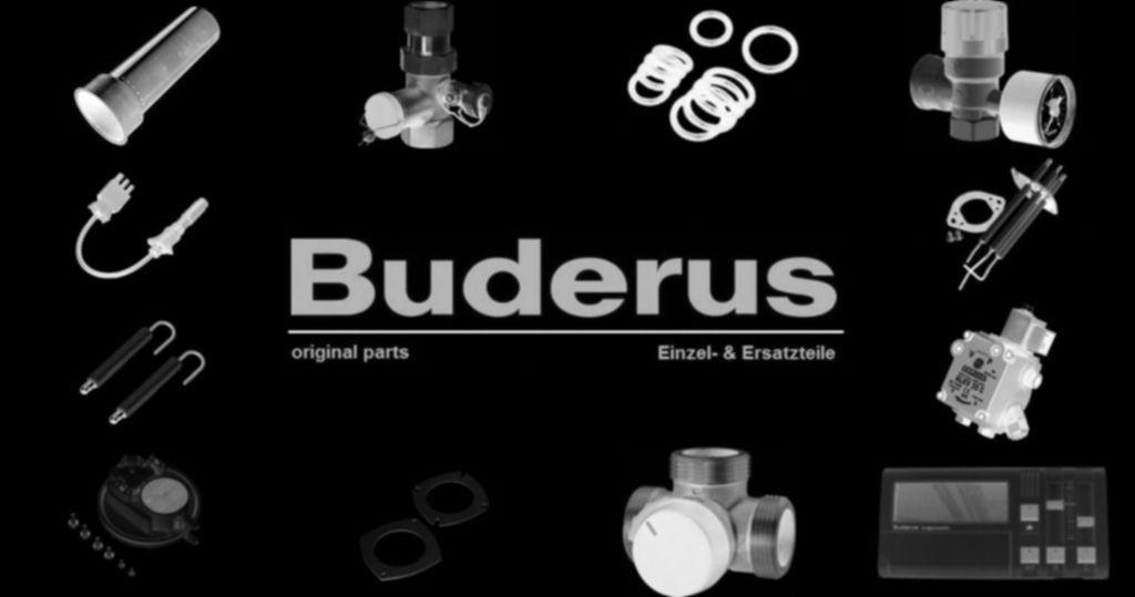 Buderus 80427248 Verschraubung 3/4 Wasserzähler