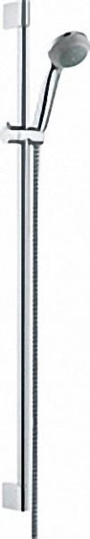 GROHE Crometta 85 Vario/UnicanCrometta Set 0, 90m chrom Metaflex Brausenschlauch 1,60m