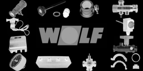 WOLF 1603603 Isolierung Mantel Gussblock