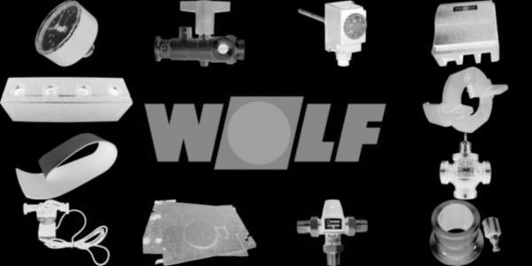 WOLF 8822403 Verkleidung oben Speicher 200l(ohne Isolierung)