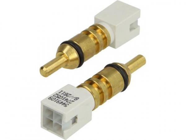 WOLF 8601883 Vorlauf-/Rücklauffühler (2 Stück)(ersetzt Art.-Nr. 2741052)