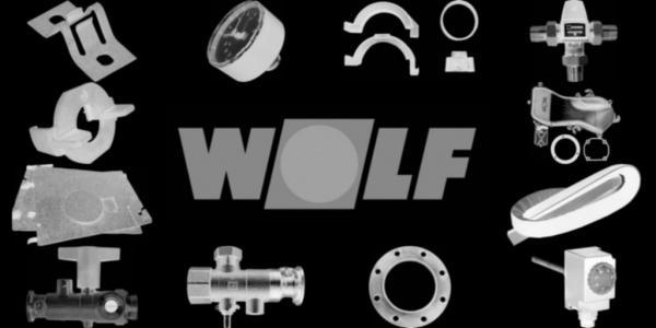 WOLF 1614070 Isolierung oben vorne