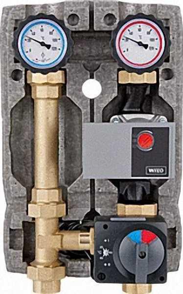 EVENES Easyflow Heat Konstantwert Regelkreis motorisch, 20°C. . . 80°C Wilo Yonos Para RS25/6 OEM, D