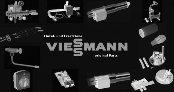 VIESSMANN 7833113 Gummipuffer Typ D 40 x 20 M8 x 10