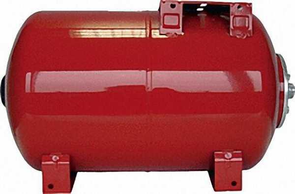 VAREM Ausdehnungsgefäß Horizontal Maxi LS 50 Liter für Brauchwasser Membrane wechselbar