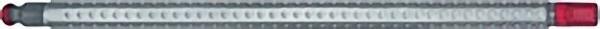 SYSTEM 6 Sechskantkugelkopf Sechskant Kombiklinge Typ 284 5 x 5