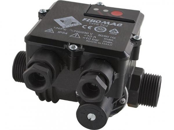 Flowmatic-Schalter ohne Schuko-Stecker