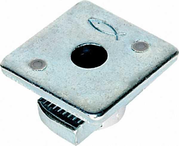 FISCHER 504345-1 Schiebemutter FCN Clix M 8 M8x6 VPE 1 Stück