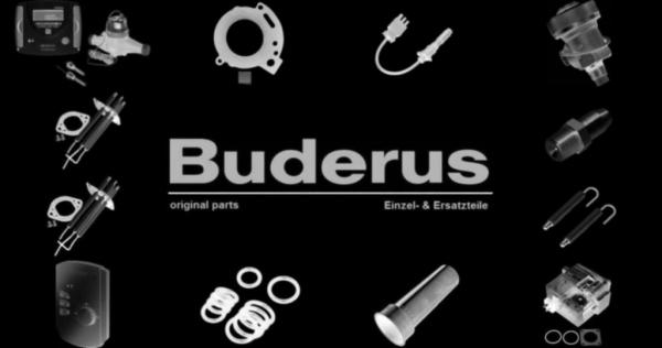 Buderus 5179098 Haube hinten SB305-135/170kW kpl