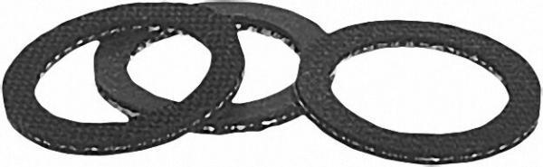 Gummi-Verschraubungs-Dichtungen 27 x 38mm 3/4'' VPE: 100 Stück