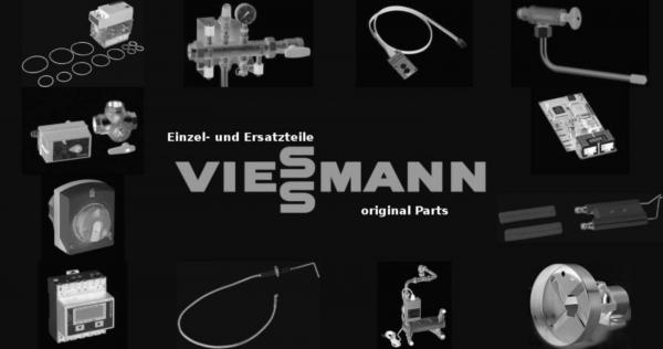 VIESSMANN 5195959 Brennergrundplatte
