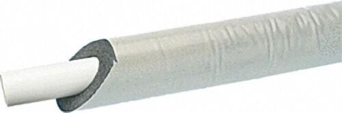 Mehrschichtverbundrohr PE-X 14x2mm Isolierung 6mm,grau, Rolle mit 50m