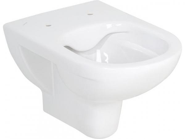 Wandtiefspül-WC Laufen PRO, weiß, spülrandlos, BxHxT 360x340x530mm