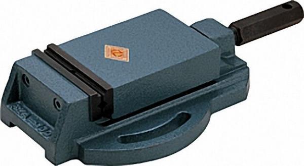 Bohrmaschinen-Handschraubstock Backenbreite 150mm stabile Ausfür