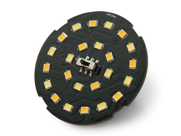 GARDEN LIGHTS ERSATZTEIL SMD LED 12 x weiß (85 lm) 2W 12 V