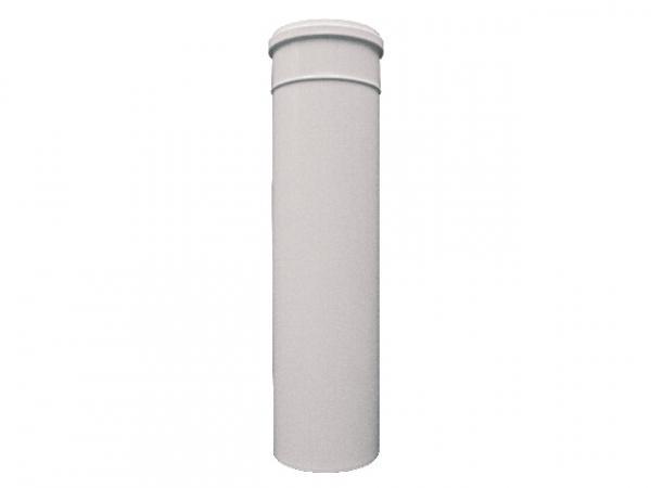 TTC Abgas Rohrelement 500 mm, DN 80/125