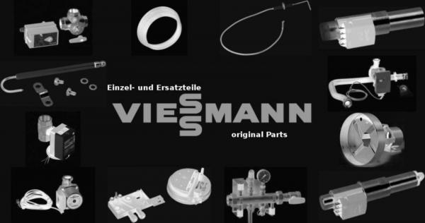 VIESSMANN 9501190 Verschlusskappen-Metall-MS