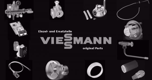 VIESSMANN 5204755 Abdeckklappe Frontplatte Dekamatik-DE/B