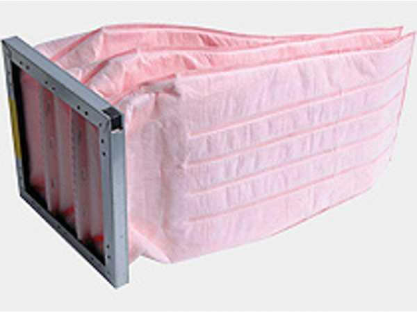 VIESSMANN 7817950 Taschenfilter F7 POGVT 240x240x500