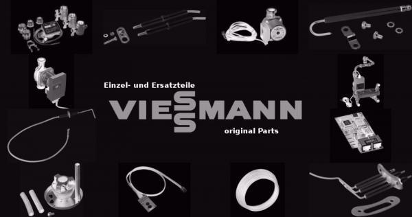 VIESSMANN 7832016 Hinterblechstrebe 10kW