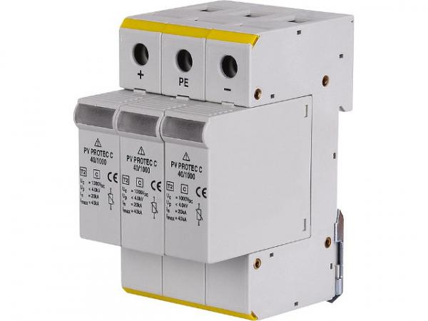 Überspannableiter PV Pollmann (R) 40 1000 V