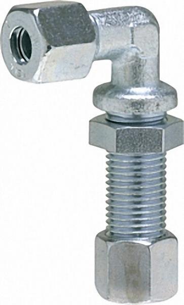 WSV-Winkel-Schottverschraubung RVS 12 x RVS 12 Baureihe L